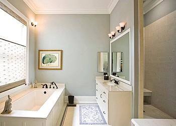comment repeindre sa cuisine et sa salle de bain - Comment Repeindre Une Salle De Bain